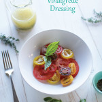 Simple Vinaigrette Dressing