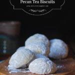 Gluten-free Pecan Tea Biscuits