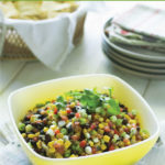 Texas Caviar with Homemade Dressing