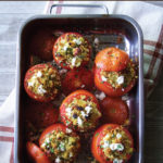 Artichoke and Feta Stuffed Tomatoes