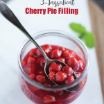 3-Ingredient Cherry Pie Filling