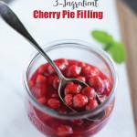 3-Ingredient Cherry Pie Filling