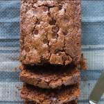 Gluten-free Double Chocolate Zucchini Bread