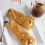 Caramel Apple Crepes {gluten-free}