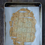 Everything Grain-free Crackers