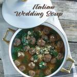 Italian Wedding Soup {gluten-free}