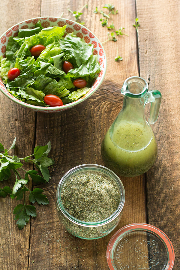 Homemade italian dressing mix - Where can i buy olive garden salad dressing ...