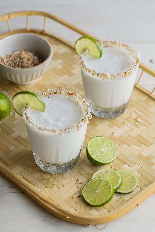 Lime in Da Coconut Cocktail
