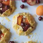 Gluten-free Stone Fruit Tarts