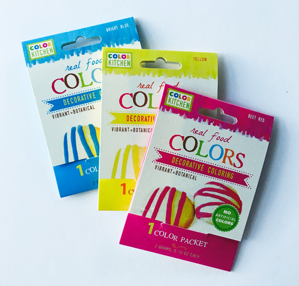 Natural Food Coloring GIVEAWAY! {Ends 7/27/16} - Mr. Farmer\'s Daughter