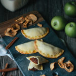 Amish, Gluten-Free, Apple Schnitz Handpies